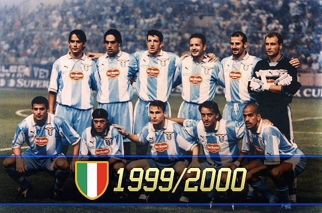 1999-2000 Lazio