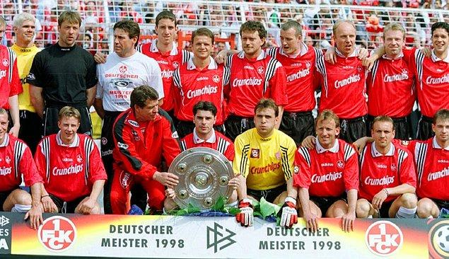 1997-1998 Kaiserslautern