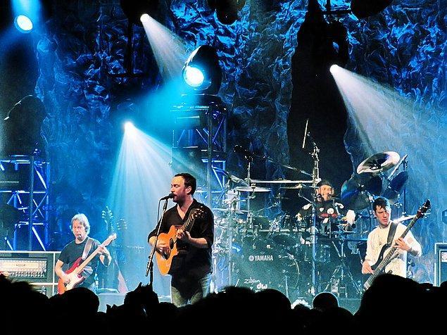 13. Dave Matthews Band - 14.1 Milyon Dolar