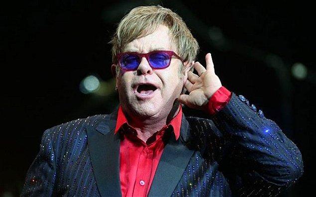 15. Elton John - 12.4 Milyon Dolar