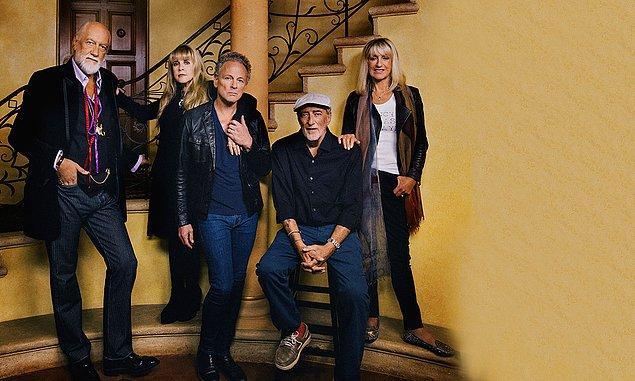20. Fleetwood Mac - 11.3 Milyon Dolar