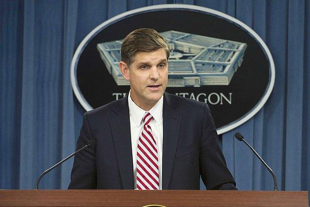 ABD Savunma Bakanlığı Sözcüsü Peter Cook: 'Türk hükümeti ile görüşmelerimizi sürdürüyoruz'