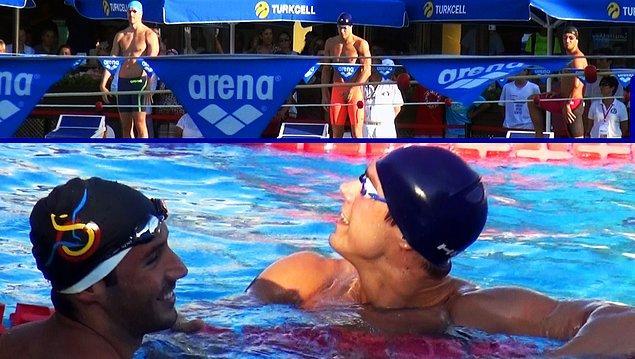 Şampiyonada mücadele edecek Yüzme Milli Takımı'nda yer alan isimler