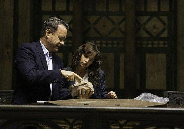 Ben Foster, Omar Sy ve Irrfan Khan'ın da rol aldığı Inferno, 28 Ekim'de vizyona girecek.