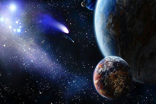 Bulunan gezegenlerin 9'u yaşanabilir bölge