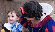 Pamuk Prensese İlk Görüşte Aşık Olan 2 Yaşındaki Otizmli Çocuğun Aşk Dolu Anları