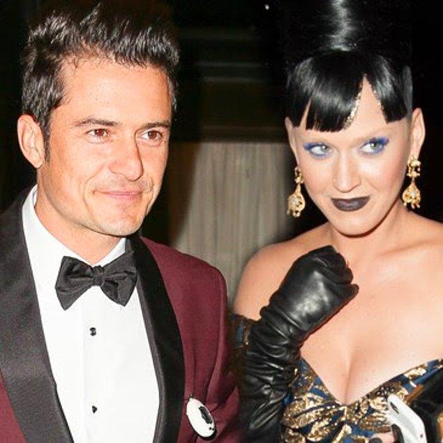 Halbuki Orlando Bloom, bir hafta önce sevgilisi Katy Perry ile Met Gala'ya katılıp mutluluk pozları vermişti.