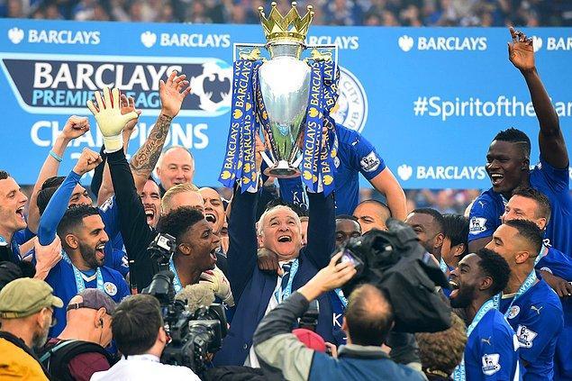 'Leicester Masalı' gerçekleşti