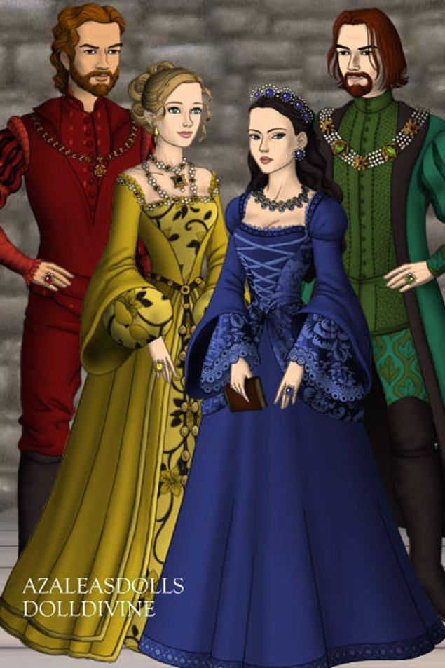 Godric, Helga ve Rowena Salazar'a karşı çıktıklarında ise Salazar onlarla kavga ediyor ve okuldan ayrılıyor.