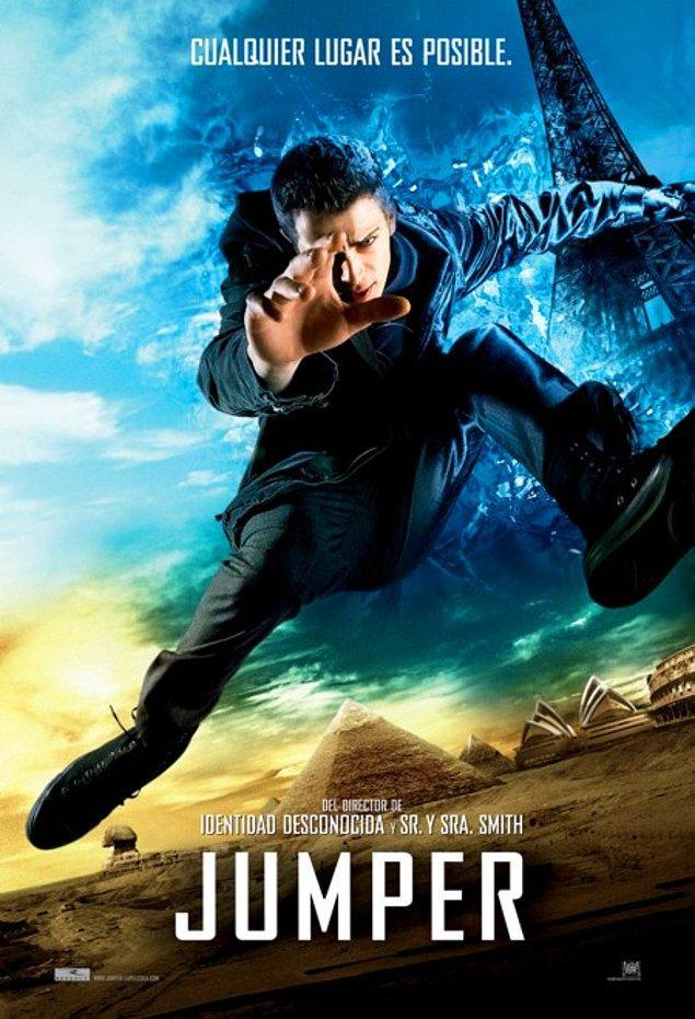 """7. Atlayıcı / Jumper (2003) - """"Uçan Adam Sabri"""""""