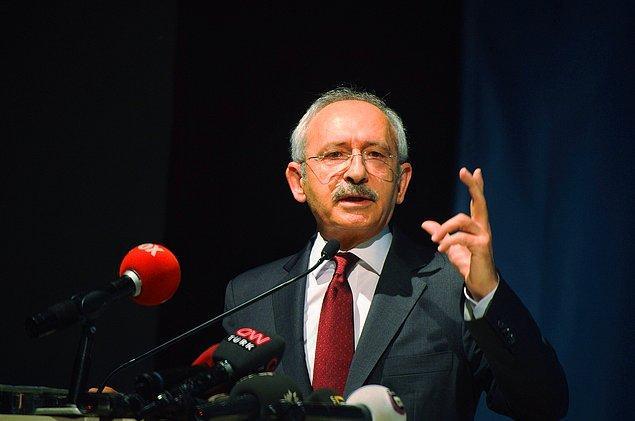 Kılıçdaroğlu'na: 'Kan dökmek diktatörlerin, zalimlerin, katillerin bazen de meczupların işidir'