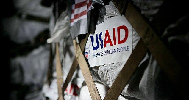 4. Türkiye Üzerinden Suriye'ye Giden ABD Yardımı 'Yolsuzluk' Gerekçesiyle Kesildi