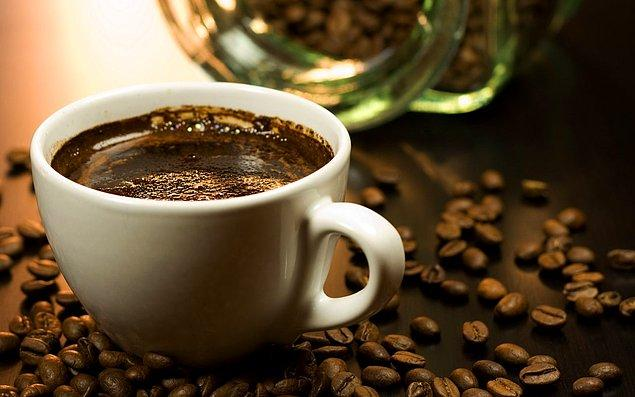 1. Kahve