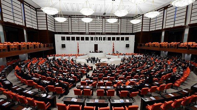 Meclis'e taşındı