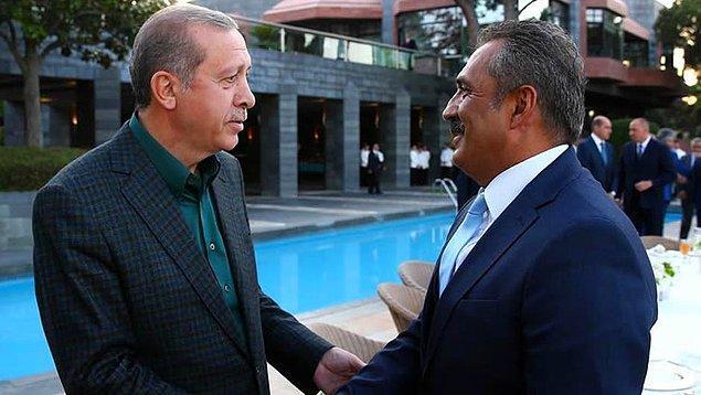 Erdoğan'ı sevmek suç mu?