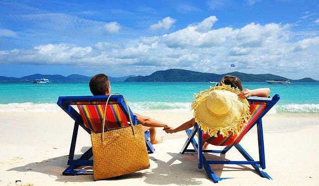 Türkiye tatil kıskançlığı konusunda dünya genelinde üçüncü sırada