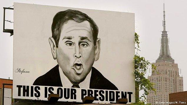 5. George W. Bush