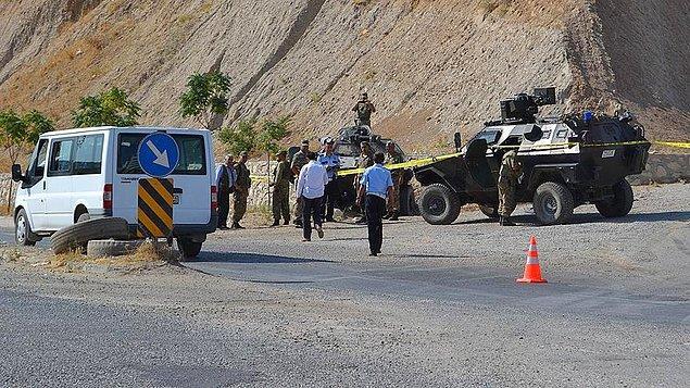 Kırklareli'de askeri araç devrildi: 1 astsubay şehit
