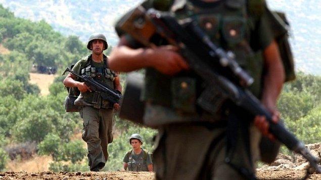 1. Hakkâri Çukurca'da 8, Kırklareli'de 1 Asker Şehit...