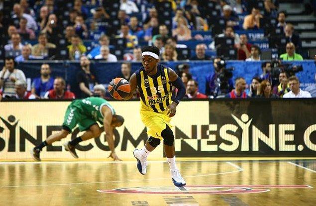 Üçüncü Çeyrek Sonucu | Fenerbahçe 55-57 Laboral Kutxa