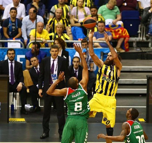 Normal Süre Sonucu | Fenerbahçe 72-72 Laboral Kutxa