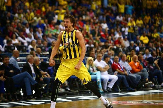 Maç sonucu: Fenerbahçe 88-77 Laboral Kutxa