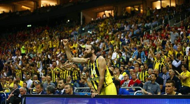 Datome: Fenerbahçe forması giydiğim için gurur duyuyorum