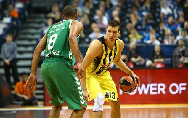 Bogdanovic: Taraftara teşekkür ediyorum