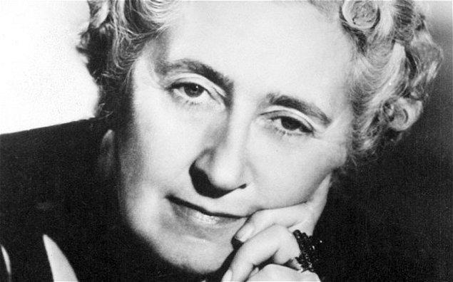 2. Agatha Christie