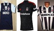 Son 26 Yılda Beşiktaş'ın Giydiği Birbirinden Güzel ve Unutulmaz 26 Forma