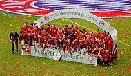 Bundesliga Sona Erdi, Bayern Münih Kupasına Kavuştu