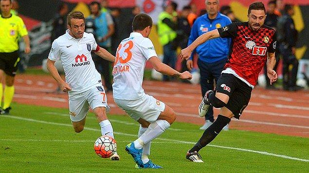 Eskişehirspor'un ligde kalma şansı