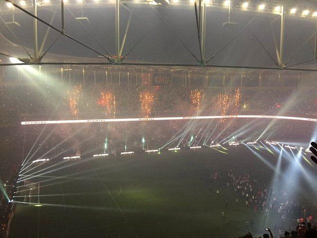 Stadı olmadan şampiyon olan ilk takım Beşiktaş!
