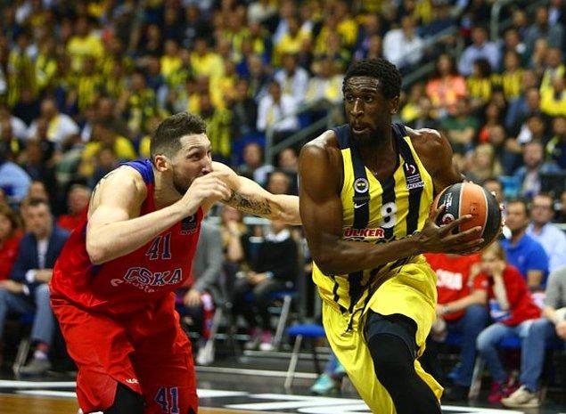 Dördüncü Çeyrek Sonucu   Fenerbahçe 83-83 CSKA Moskova