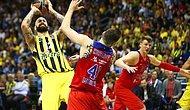 Fenerbahçe Euroleague'de İkinci Oldu