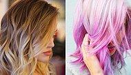 Saçları Ucuna, Hayatı İse Sonuna Kadar Renklendiren Zamansız Saç Stili: Ombre