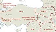 New York Times Türkiye'yi 7 Parçaya Böldü Sosyal Medyada Kuvayı Milliye Ruhu Uyandı