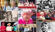 60 Fotoğrafla Kraliçe II.Elizabeth'in 63 Yıllık Taht Başarısı