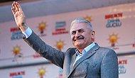 AKP'de İlk Temayül Yoklaması Binali Yıldırım'ı İşaret Ediyor