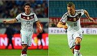 Gomez ve Podolski Euro 2016 Kadrosunda