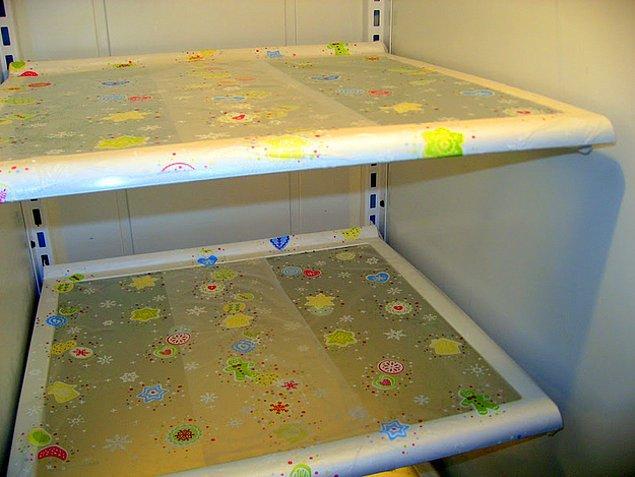 9. Buzdolabını anneniz gibi her an temizlememek için...