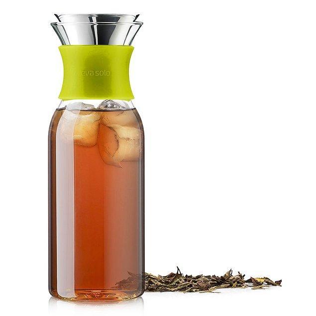12. Buzlu Çay Sürahisi