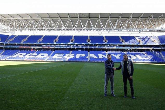 Espanyol'un Cornellà-El Prat stadyumu önerilecek