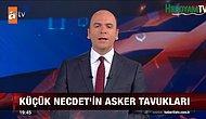 ATV Haber Yine Kendini Troll'ledi: Montajla Tavukları Eğiten 'Necdet Komutan'ı Gerçek Sandılar