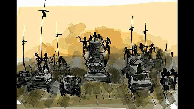 22. Mad Max: Fury Road (2015)