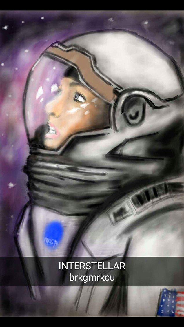 5. Interstellar (2014)