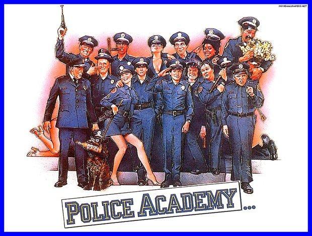 Polis Akademisi Serisi