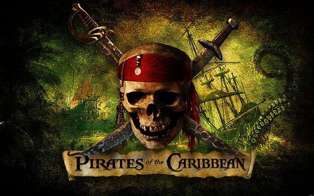 Karayip Korsanları Serisi