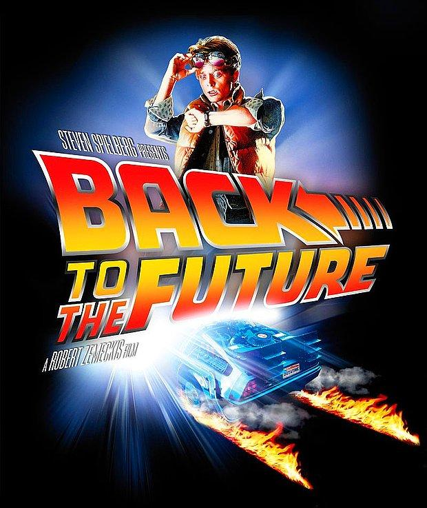 Geleceğe Dönüş Serisi
