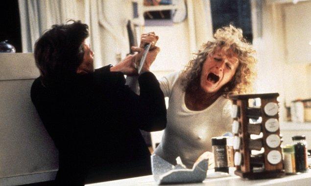 13. Fatal Attraction / Öldüren Cazibe (1987)